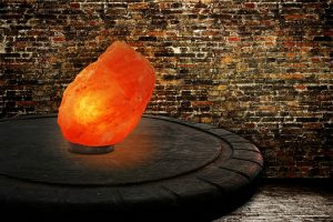 Mineralamp NSL-101 Natural Himalayan Hand Carved Salt Lamp with Indian Rosewood Base Review